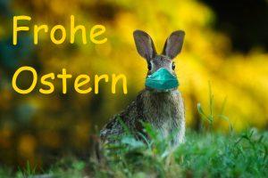 Wir wünschen schöne Ostertage