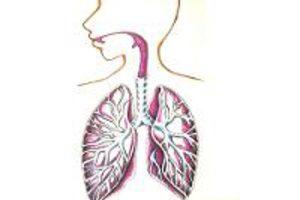 Haut- und Schleimhautreaktionen als Komplikation der Lungenentzündung