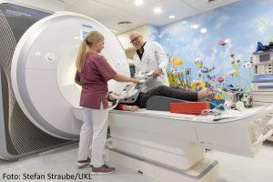 1,3 Millionen-Euro-Investition mit Wohlfühl-Effekt: Neuer 3-Tesla-MRT in der Kinderradiologie des UKL