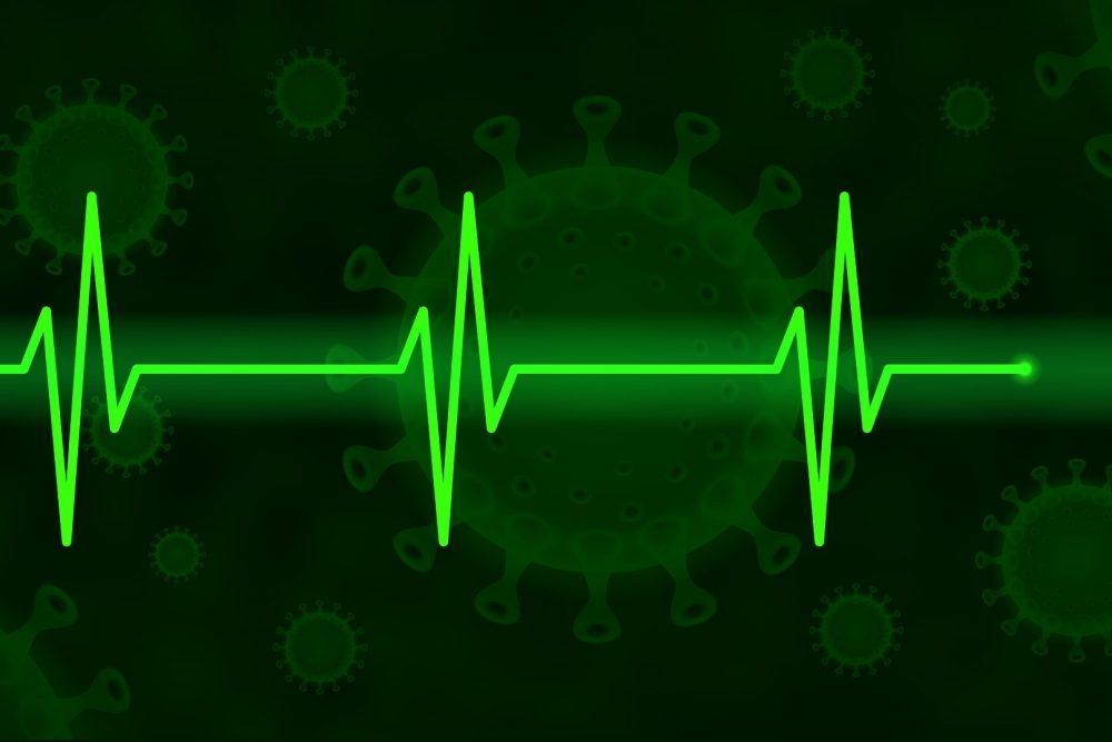 Covid-19: Etwa ein Fünftel der stationär behandelten Patienten sind verstorben