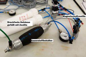 Kostengünstige Sauerstoff-Konzentratoren