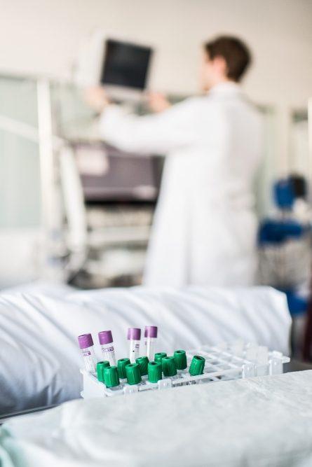 BEAT-COVID – mit neuartigen Therapien gegen die Pandemie