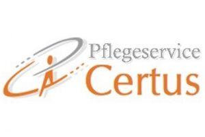 Vorstellung des Kompetenzpartners Pflegeservice Certus