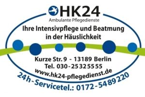 Vorstellung des Kompetenzpartners HK24 GmbH