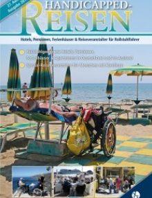 """""""Handicapped-Reisen: Hotels, Pensionen, Ferienhäuser & Reiseveranstalter für Rollstuhlfahrer/Menschen mit Behinderung"""""""