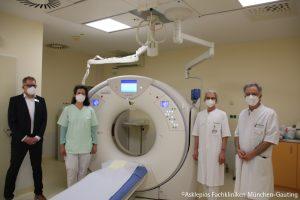 In drei Sekunden ein Bild vom Zustand der Lunge