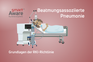 Jetzt online schulen: Die RKI-Richtlinie zur Prävention der beatmungs-assoziierten Pneumonie