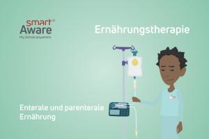 Jetzt online schulen: Enterale und parenterale Ernährung in der Intensivpflege