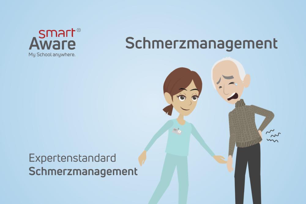 Jetzt online schulen: Patienten auf Basis des Expertenstandards Schmerzmanagement versorgen