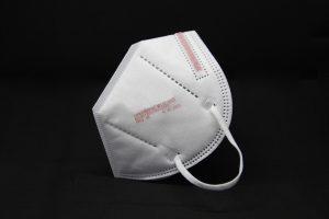 Berechtigungsscheine für FFP2-Masken zum Schutz vor COVID-19. Menschen mit Asthma haben kein erhöhtes Risiko