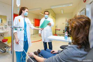 Immuntherapie erhöht nicht das Risiko für schweren COVID-19-Verlauf
