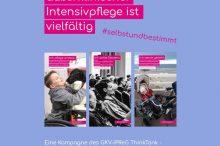 """Kampagne """"Leben mit außerklinischer Intensivpflege ist vielfältig"""""""
