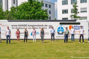 Lungencheck: Studien-Truck startet in Hannover