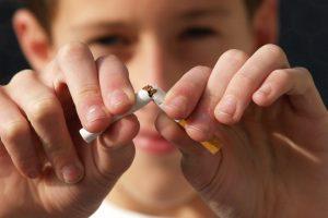 Rauchen verschlechtert auch bei Folgegenerationen die Lungengesundheit