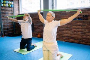 Weniger Atemnot und mehr Lebensqualität durch Lungensport