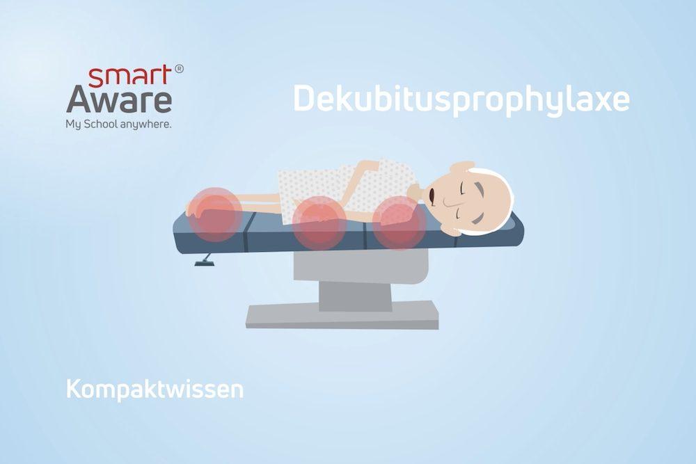 Jetzt online schulen: Expertenstandard Dekubitusprophylaxe in der Pflege